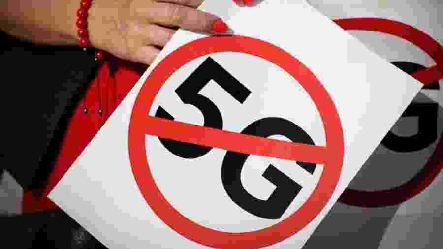 Cientistas temem, por exemplo, que as redes 5G interfiram nas previsões climáticas - Getty Images