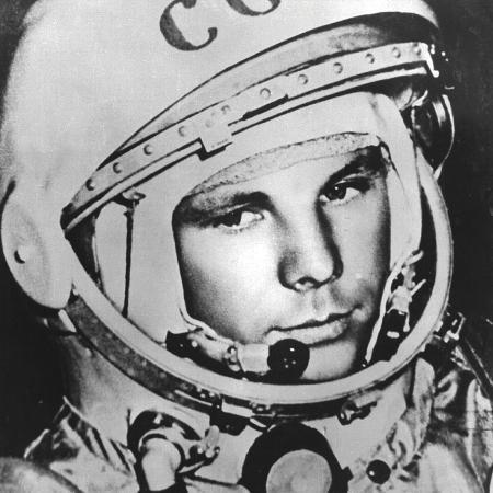 Yuri Gagarin foi o primeiro homem a ir para o espaço - Wikimedia Commons