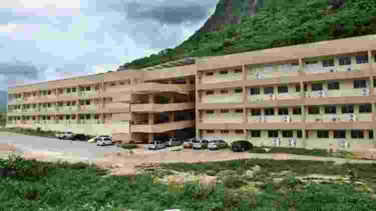 Campus das Auroras, no Ceará - Unilab/Via DW