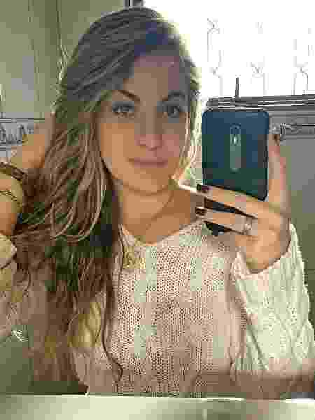 Mariana Bazza, estudante de fisioterapia - Reprodução/Facebook