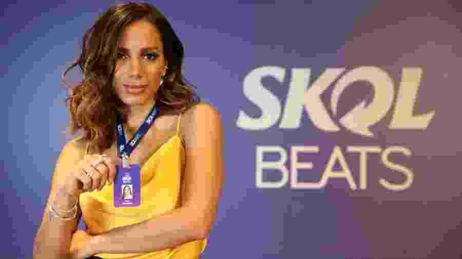 Anitta será diretora de inovação de Skol Beats - Divulgação