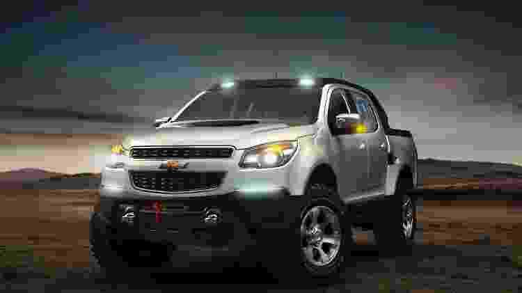 S10 Rally - Divulgação  - Divulgação