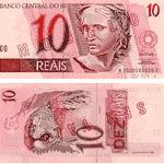 1ª família: nota de R$ 10 - Reprodução/Banco Central