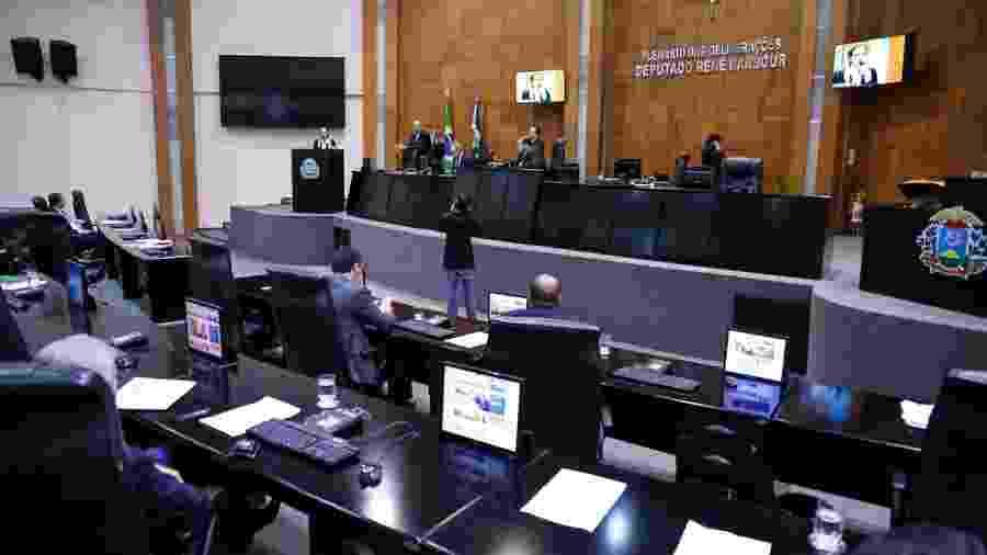 Plenário da Assembleia Estadual de MT - Marcos  Lopes/Flickr ALMT