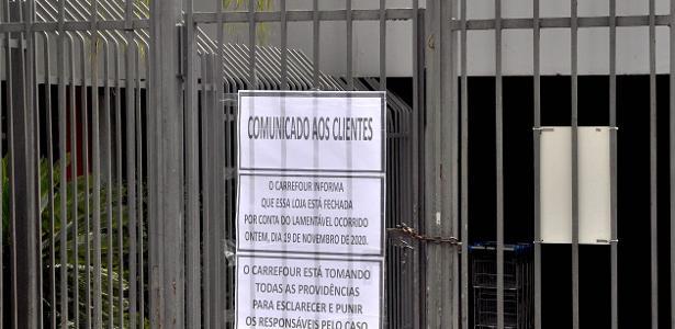 Morte de João Alberto | Defensoria pede R$ 200 milhões em ação contra Carrefour
