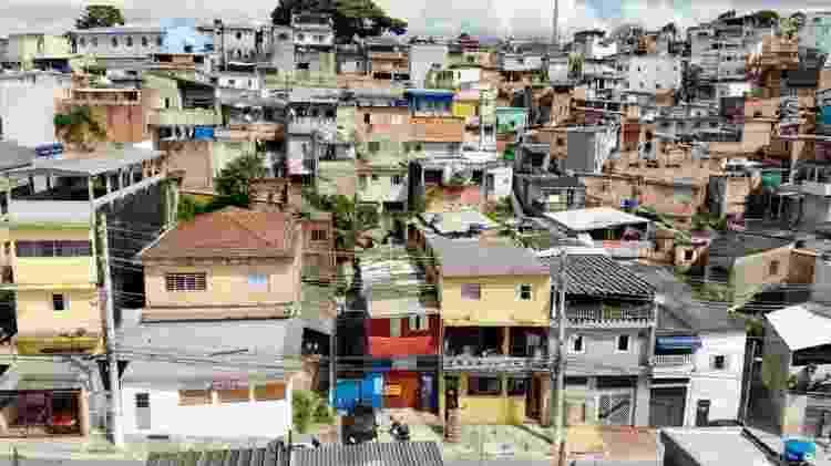 Grande parte da população urbana de baixa renda vive em favelas - João Wainer - João Wainer