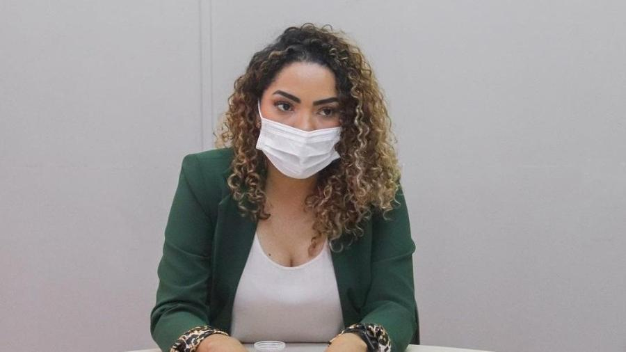 A prefeita de Bauru, Suéllen Rosim (Patriota), se posicionou contra fechamento do comércio em várias ocasiões - Reprodução/Instagram