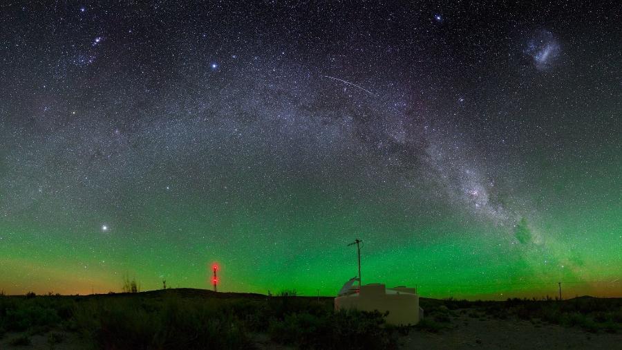 Observatório Pierre Auger - Steven Saffi/University of Adelaide (Australia)