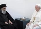 O encontro histórico entre o papa Francisco e o líder xiita no Iraque - Reuters