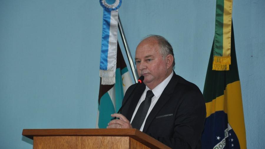 Prefeito Taguaí, Jair Cariovaldo Carniato (PTB), morreu vítima da covid-19 aos 62 anos - Reprodução/Facebook/Prefeitura de Taguaí