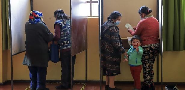 Assembleia Constituinte   Esquerda e chapas independentes lideram eleição no Chile