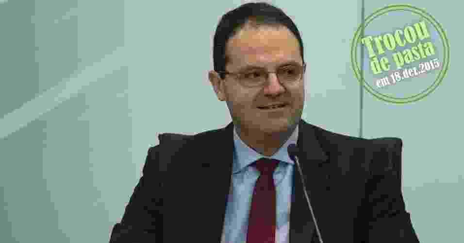 ARTE - Nelson Barbosa é o novo ministro da Fazenda - Arte/UOL
