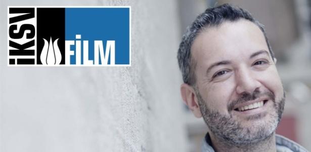 Kerem Ayan, diretor do Festival Internacional de Cinema de Istambul