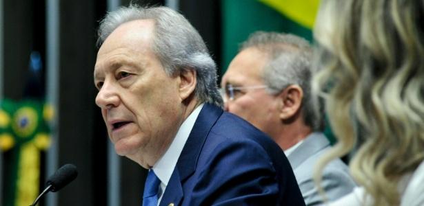 Lewandowski rejeita questões de ordem e mantém sessão para votar impeachment - Geraldo Magela/ Agência Senado