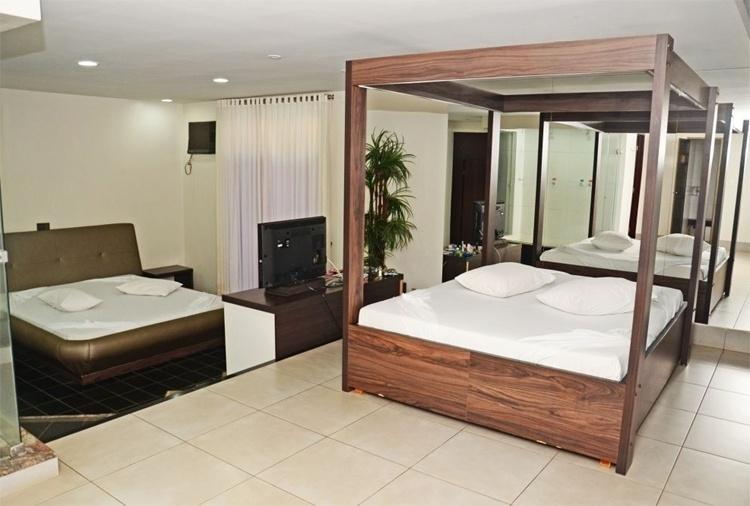 Solarium Motel, em Goiás, ficou em quarto lugar no ranking do Guia de Motéis