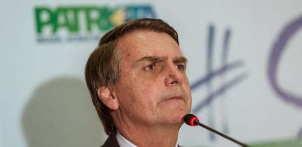 Jair Bolsonaro negocia a sua filiação junto ao PSL