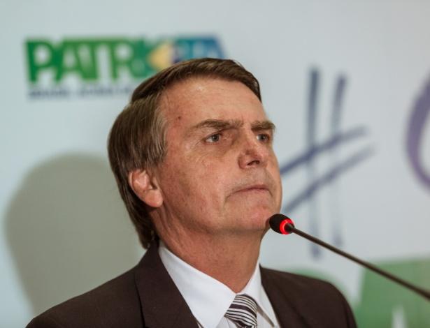 PSL confirma filiação de Bolsonaro para se candidatar à presidência