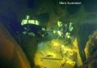 O navio nazista que se tornou uma 'bomba-relógio' no fundo do mar (Foto: BBC)