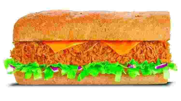 Subway Beef Cheddar Melt - Divulgação - Divulgação