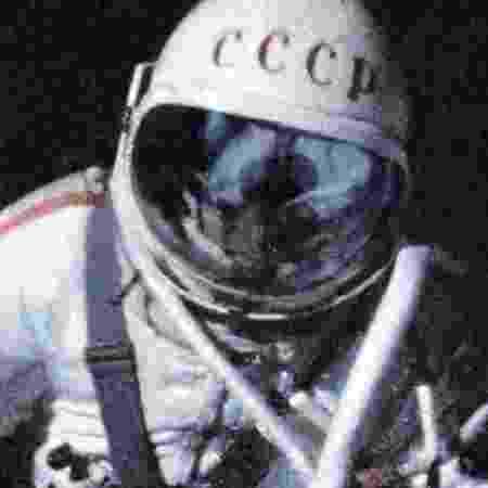 Alexei Leonov fez caminhada espacial de 12 minutos e 9 segundos em 1965; ele tinha 85 anos - Getty Images/BBC