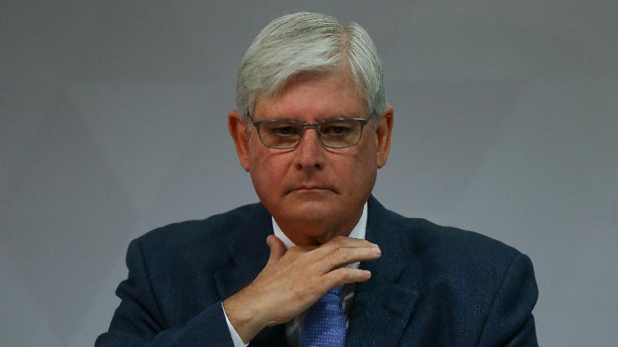 Rodrigo Janot expôs o que foi conversado por ele, Michel Temer e Henrique Alves no Palácio do Jaburu - Pedro Ladeira/Folhapress