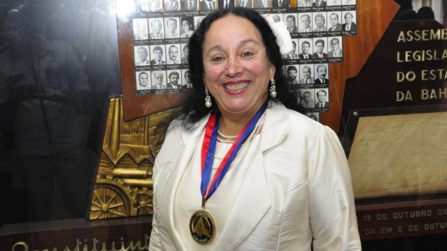 Maria do Socorro Santiago, ex-presidente do TJ-BA - Divulgação/Ascom/TJ-BA
