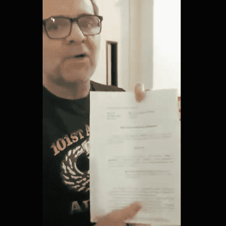 Humorista Rey Biannchi é alvo de operação da PF - Reprodução  - Reprodução