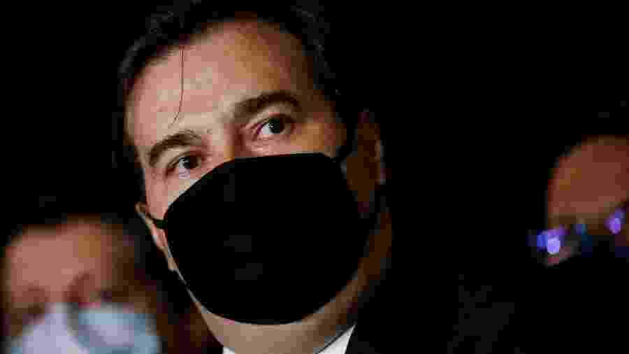 """Presidente da Câmara disse que é preciso ter """"embasamento"""" para impedimento - ADRIANO MACHADO"""