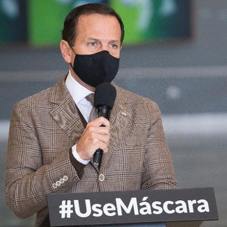 Governador de São Paulo, João Doria (PSDB)  - MISTER SHADOW/ASI/ESTADÃO CONTEÚDO