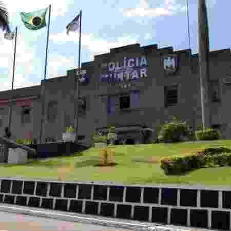Investigados foram detidos no Quartel do Comando Geral da PM - Polícia Militar do ES/Divulgação