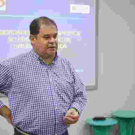 Ex-presidente do Crefito, fisioterapeuta José Renato de Oliveira - Divulgação/Crefito-SP