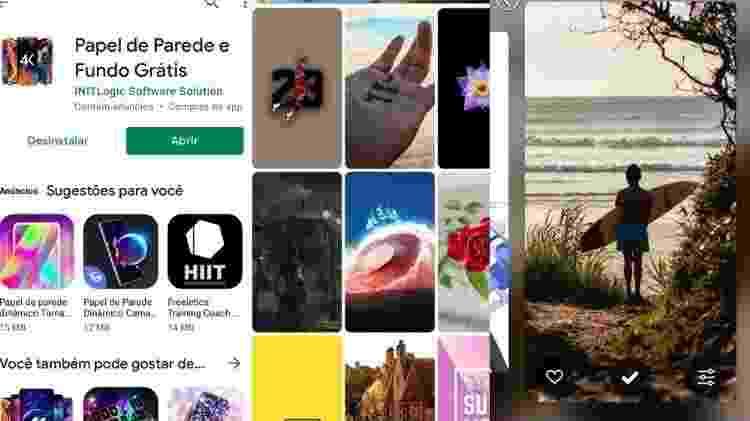 appApp - Reprodução - Reprodução