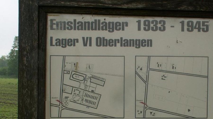 Campo de concentração prendia prisioneiros de guerra - Dennis Peeters/Wikimedia Commons