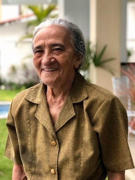 Rita Pereira planejou despedida, mas não pôde ter contato com a família nas horas finais - Acervo Pessoal - Acervo Pessoal