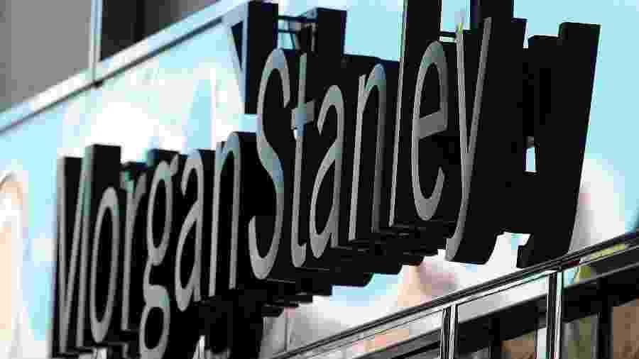 A requerente, Marilyn Booker, foi diretora administrativa do banco Morgan Stanley por 26 anos até ser demitida em dezembro - Mario Tama/Getty Images/AFP