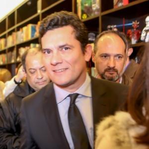 O juiz Sergio Moro, um dos protagonistas da Operação Lava Jato