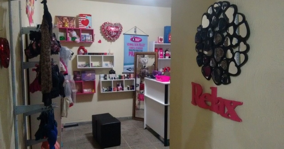 Sex shop Secret Toys, do casal evangélico João e Lidia Ribeiro