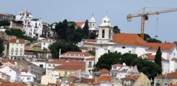 Bairros históricos são os mais procurados em Lisboa para investimentos destinados ao turismo  - Mamede Filho/ BBC Brasil