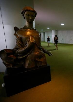 Salão verde da Câmara dos Deputados