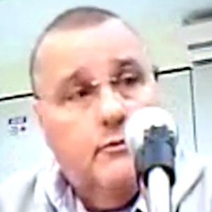 6.jul.2017 - O ex-ministro Geddel Vieira Lima em depoimento em audiência de custódia