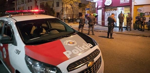 Secretário não divulgou letalidade policial no balanço anual - Rodrigo Capote/Folhapress