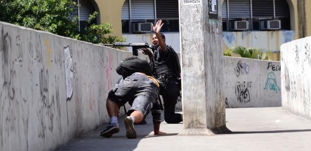 Rommel Pinto/Agência O Dia/Estadão Conteúdo