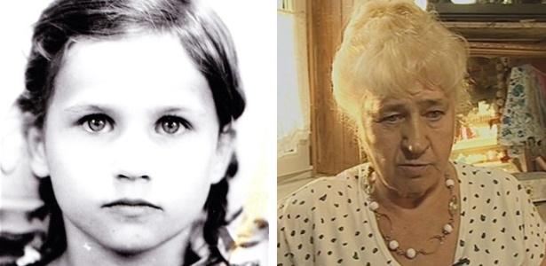 Zyta Sus foi raptada aos oito anos, e hoje busca sua família