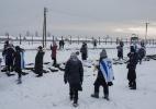 Opinião: Será mesmo necessário que estudantes israelenses visitem Auschwitz? - Maciek Nabrdalik/The New York Times