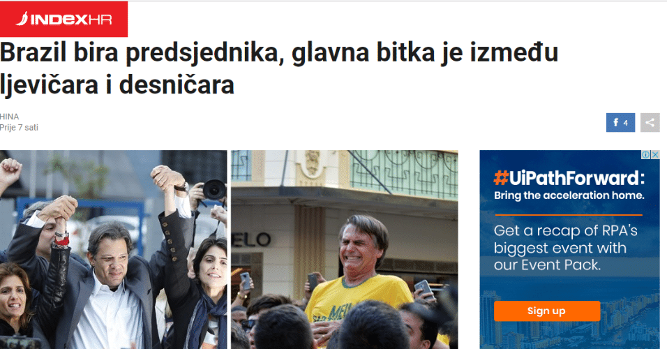 5.out.2018 - Croácia: