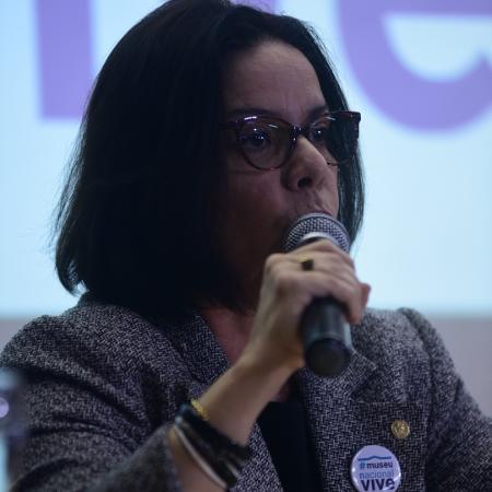 Denise Pires de Carvalho, reitora da UFRJ - Ilan Pellenberg/FramePhoto/FOLHAPRESS