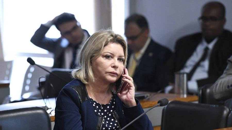 O TSE decidiu pela cassação da senadora, que ainda pode recorrer no próprio tribunal - Edilson Rodrigues/Agência Senado