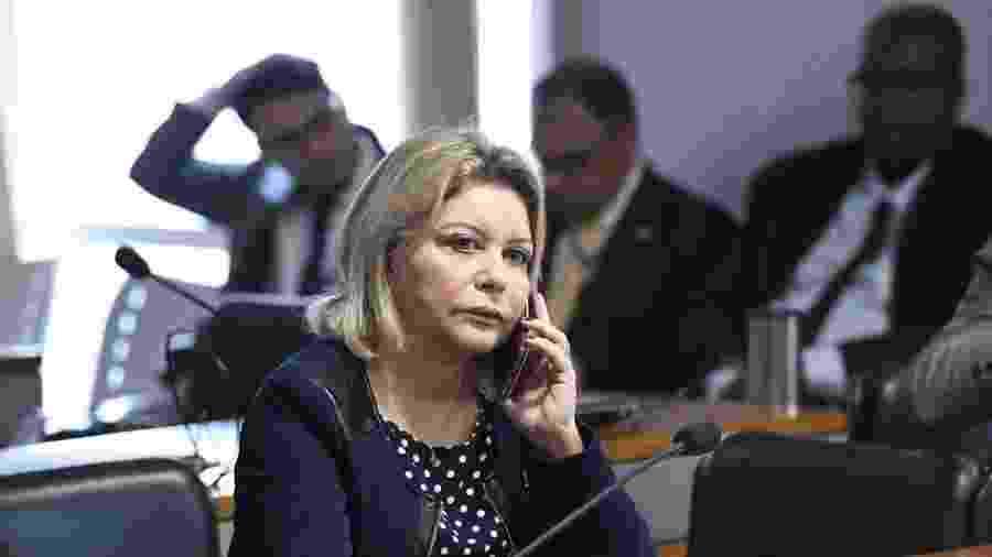 TSE determinou que Selma Arruda está inelegível por um período de oito anos - Edilson Rodrigues/Agência Senado