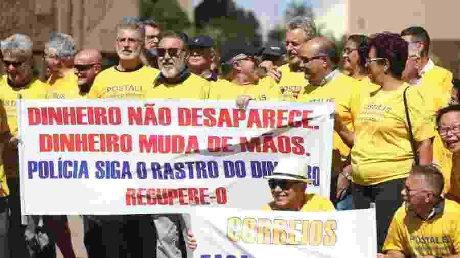 Fundo dos Correios ficou sob intervenção da Previc por mais de dois anos, decretada depois de seis anos de rombos no instituto - José Cruz/Agência Brasil