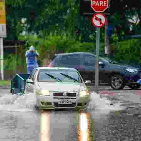 Chuva causa alagamentos e mortes em Belo Horizonte (MG) - Ramon Ricardo/Futura Press/Estadão Conteúdo